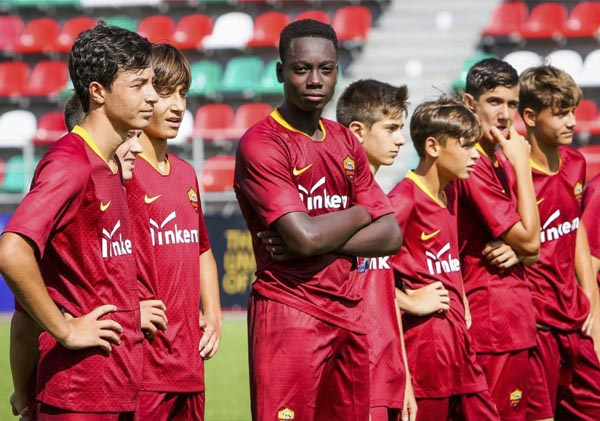AS Roma U15 – UTLC CUP – Mosca (RU) 2018