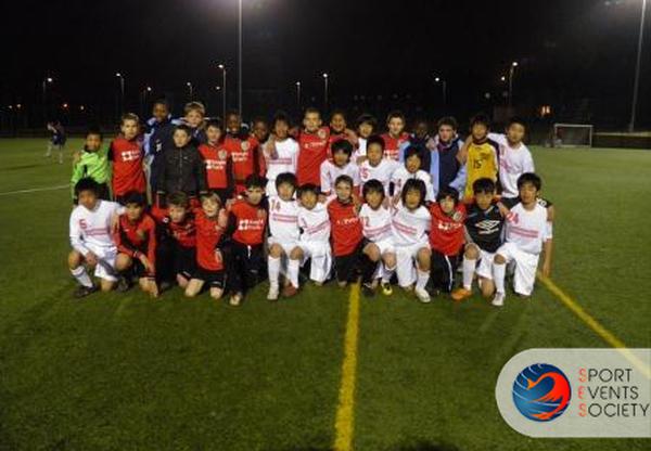 Sport Network Osaka - Londra 2012
