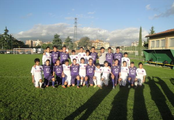 Osaka FC - Coverciano 2013
