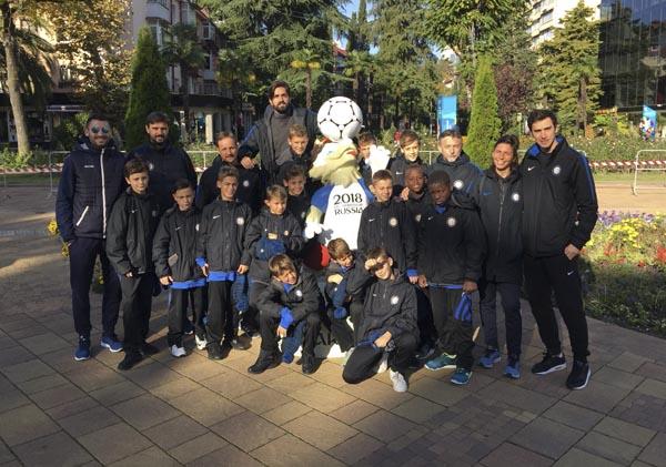 Inter FC U11 – CHPL CUP – Sochi (RU) 2017