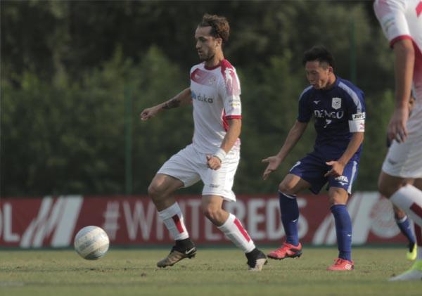 Japan University Football Association – Italia 2018