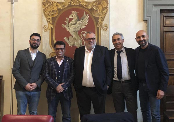 Sport Events Society e Sport Zone accolte a Perugia